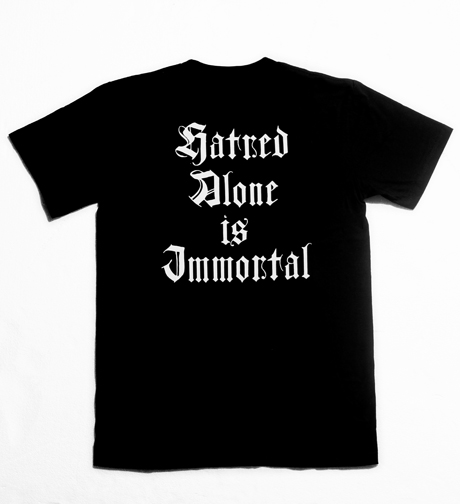 RG0017A // Hatred Alone Is Immortal