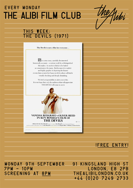 The Alibi Film Club (159)