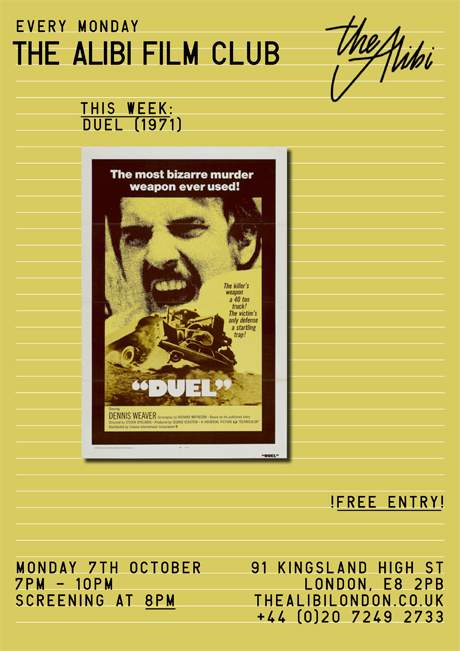 The Alibi Film Club (163)
