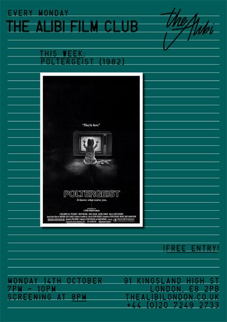 The Alibi Film Club (164)