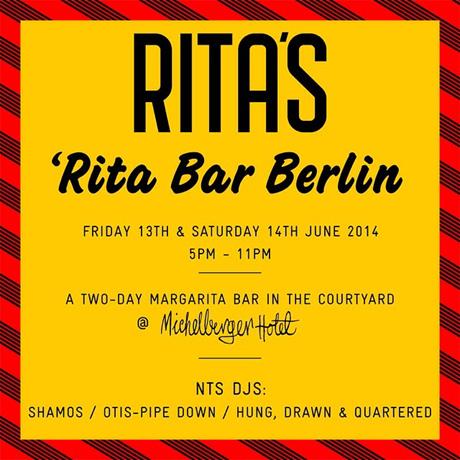 Rita's in Berlin!