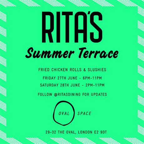Rita's Summer Terrace