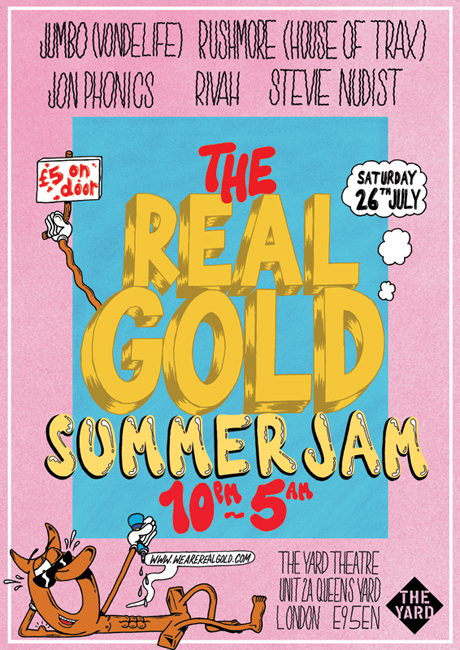 RGEVENT0028 // Real Gold Summer Jam