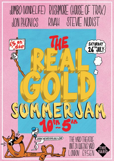 RGEVENT0028 // Real Gold Summer Jam