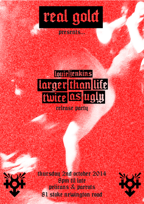 RGEVENT0029 // Larger Than Life, Twice As Ugly