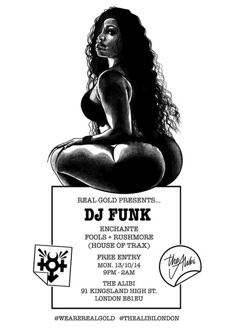 RGEVENT0030 // DJ Funk