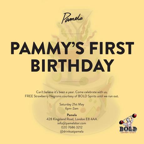 RGEVENT0034 // Pammy's First Birthday